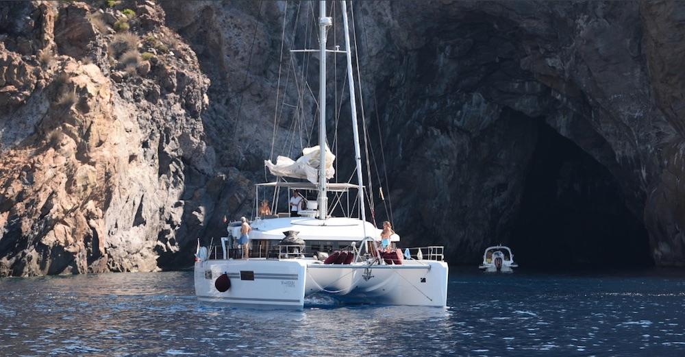 Amalfi Coast Catamaran Charter