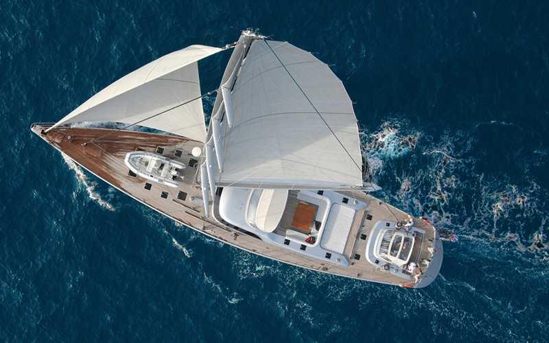 Amalfi Coast, yacht charter Italy, attimo