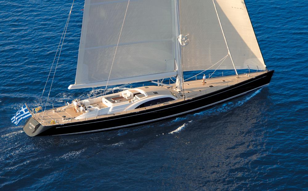 Aristarchos Sailing