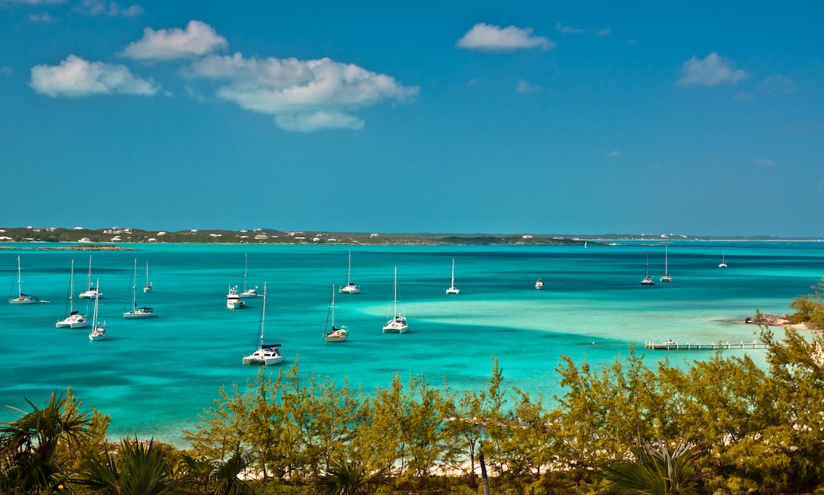 Bahamas bareboat yacht charter