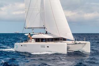 SARDINIA bareboat catamaran charter yachts