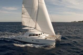 ITALIAN riviera bareboat catamaran charter yachts