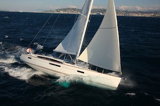 Bareboat Sailboat