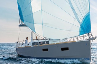 Sardinia Bareboat Sailboats