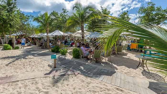 Blanchards Restaurant, Anguilla