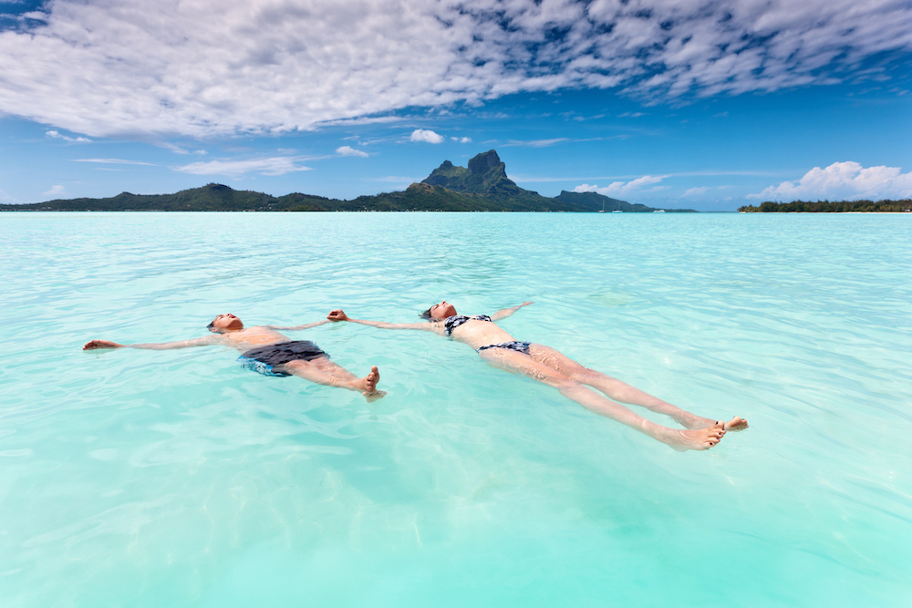 Bora Bora lagoon yacht charters