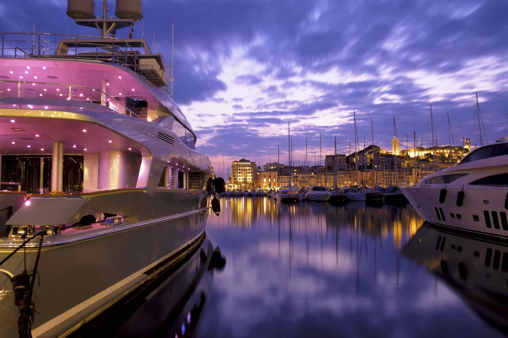 Cannes Event Yachts