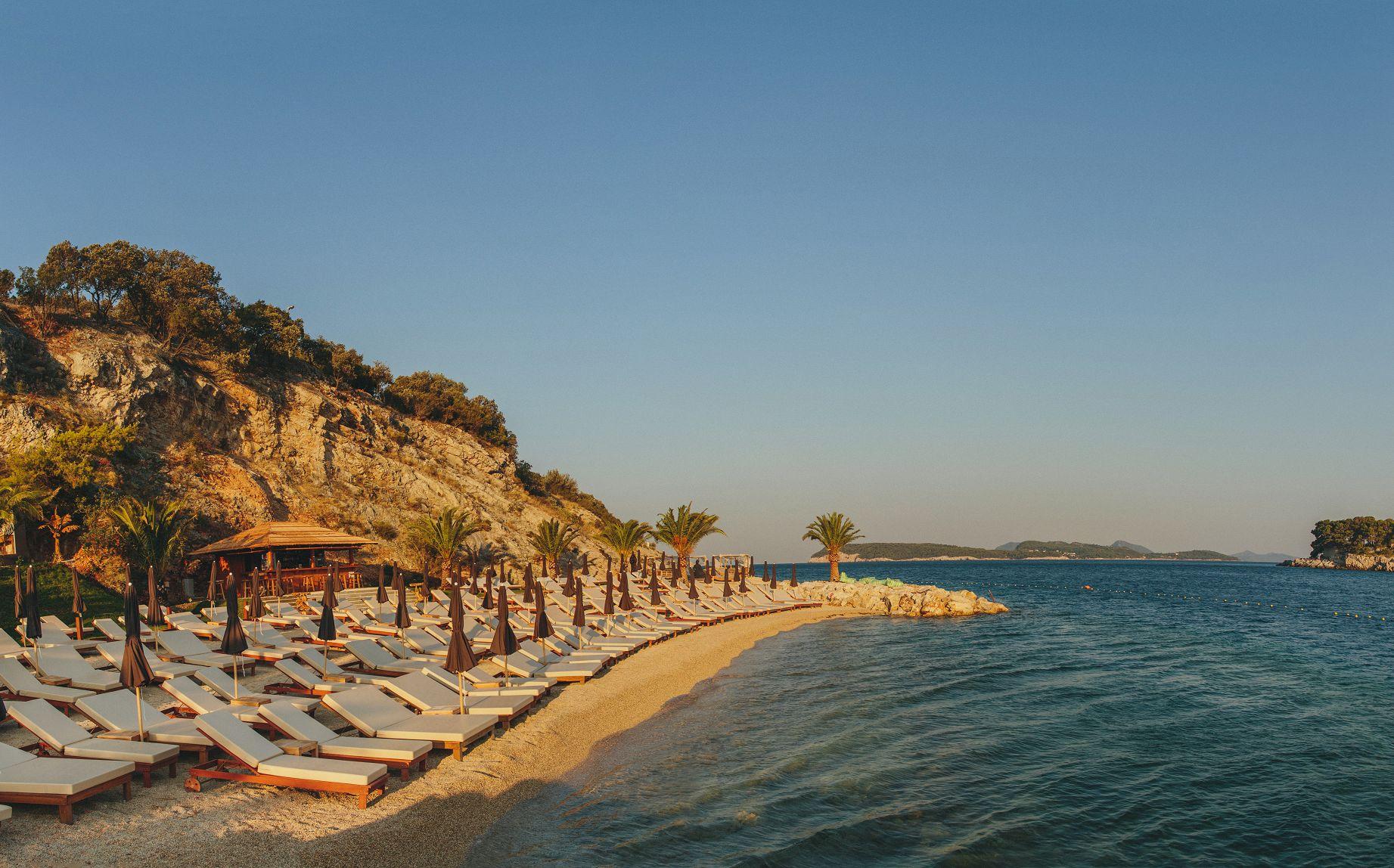 Coral Beach Club - Dubrovnik, Croatia