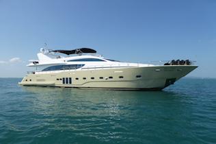 Thai motor yachts