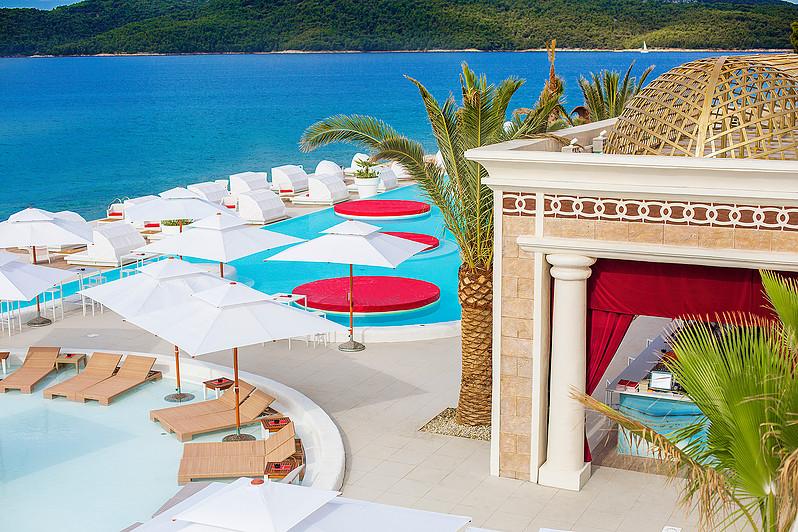 En Vogue Beach Club - Sibenik, Croatia