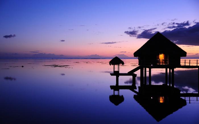 Enjoy a romantic holiday in Tahiti