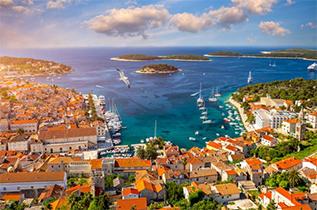 Croatia bareboat catamarans