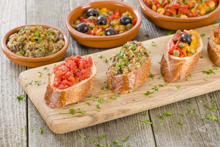 The vibrant Mallorcan and Balearic cuisine