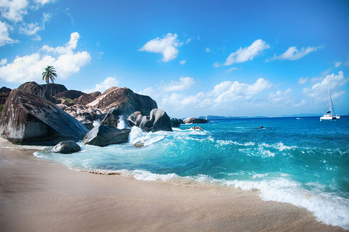 See the bubbling pools on your next BVI yacht charter