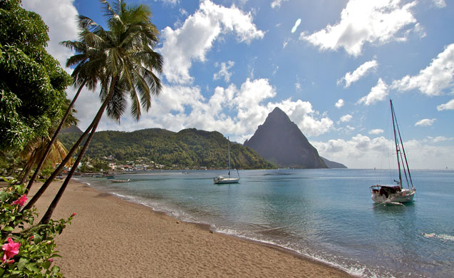 sailing charters in st lucia