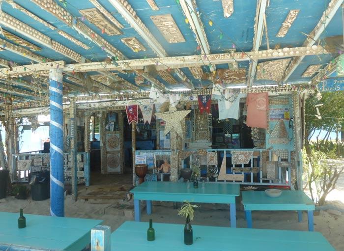 Ivan's Stress Free Bar, White Bay, Jost Van Dyke