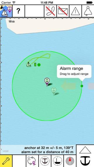 Anchor iPhone App