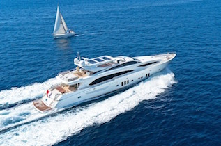 Cannes motor yachts