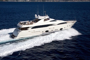 French Riviera Crewed Motor Yachts