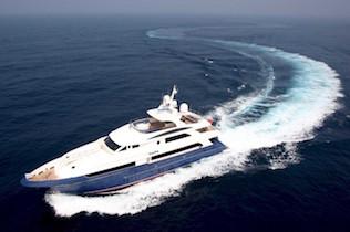 BVI Crewed Motor Yachts