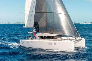 Mallorca bareboat catamaran charter yachts