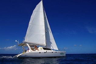 Grenadines Crewed Catamarans