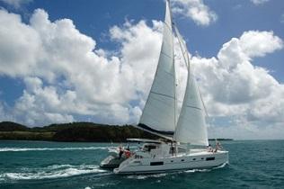 Grenadines bareboat catamaran charter yachts