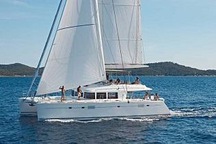 Antigua Crewed Catamarans