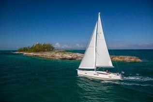 Antigua Bareboat Sailboats
