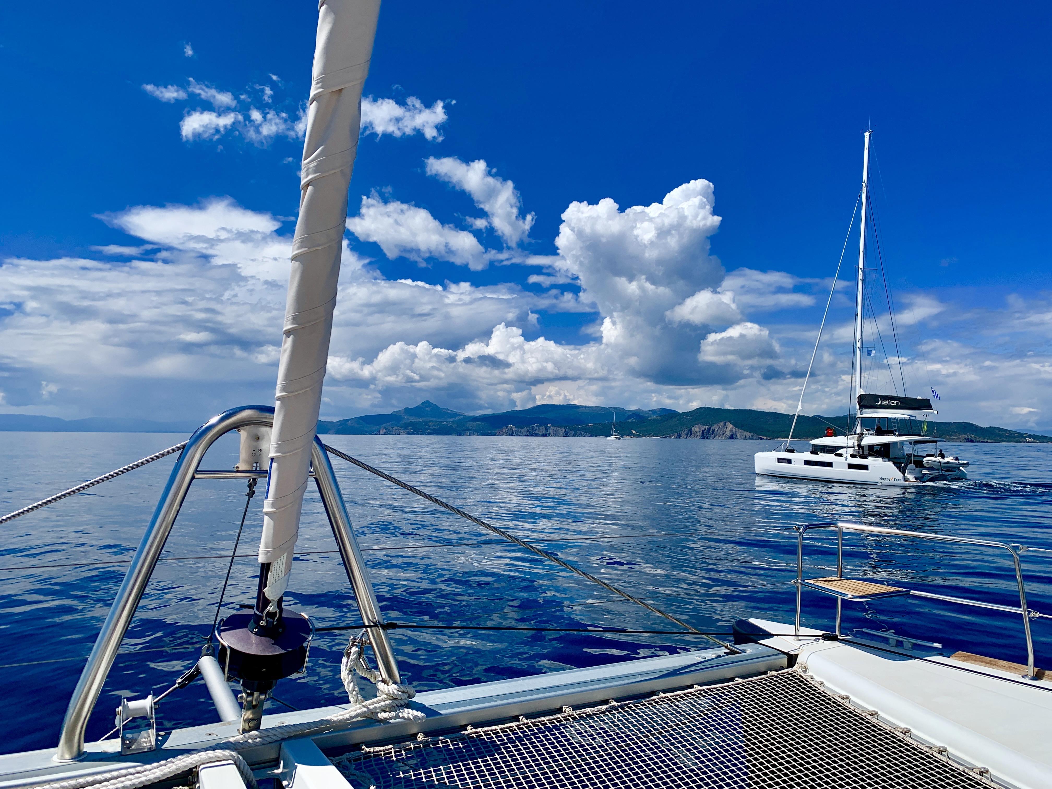 Greece bareboat