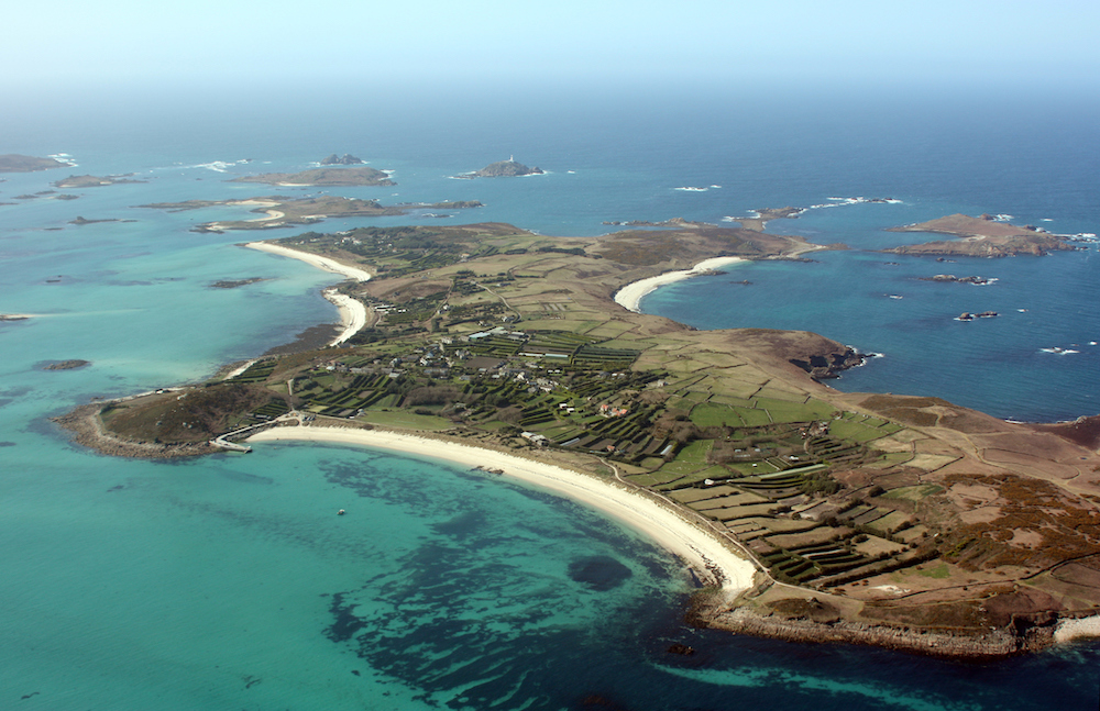 Isle of Scilly yachting charter