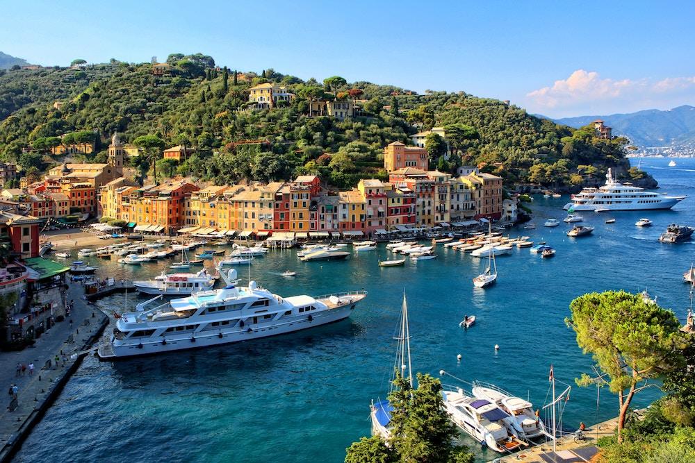 Italy, travel, yacht, sea