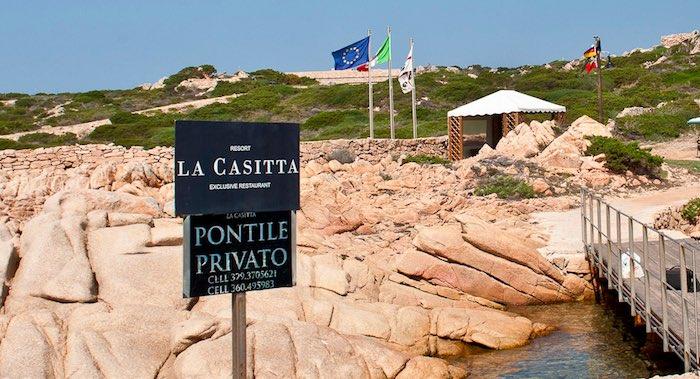 La Casitta, Sardinia, Santa Maria