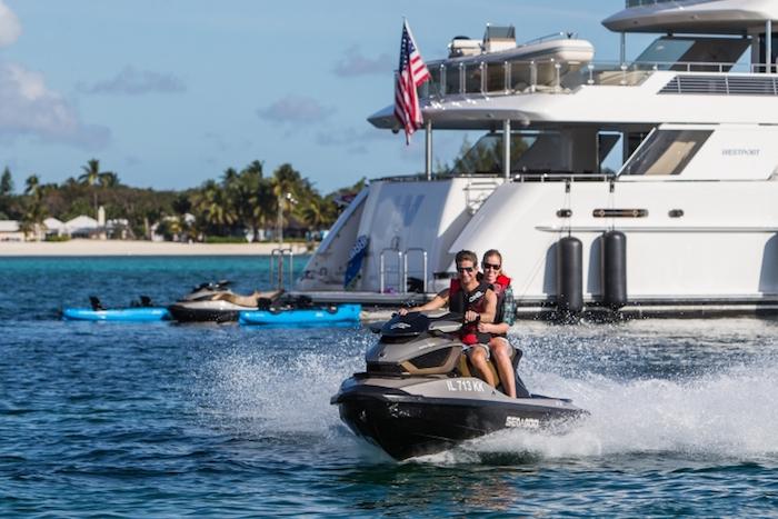 Luxury Motor Yacht Toys Jet Ski