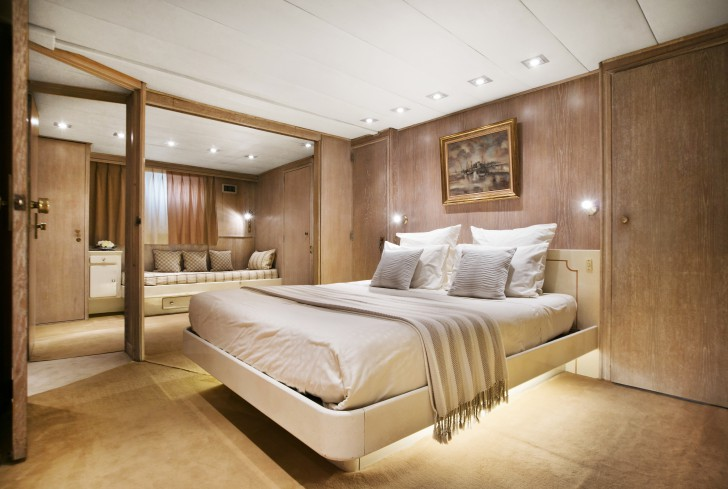 MIPIM 2018, Luxury Crewed Motor Yacht in the Old Port