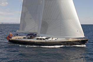 Sardinia sailing yacht