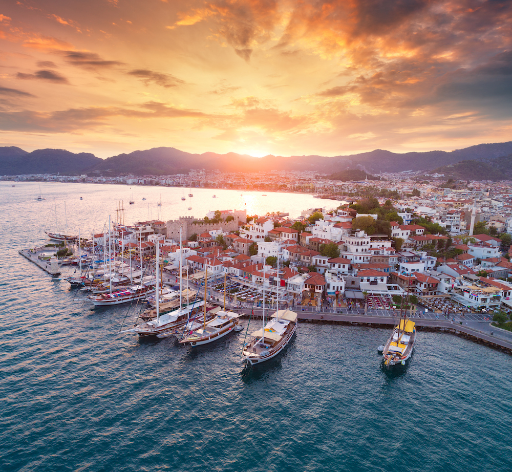 Marmaris, turkey yacht charter, rent a boat turkey