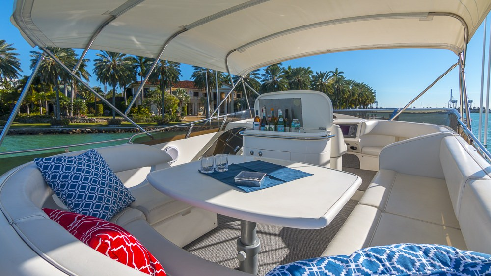 Miami Weekend Yacht Charter