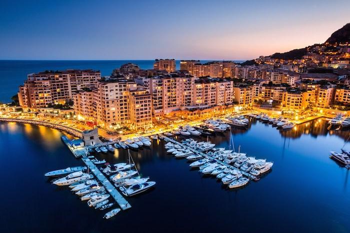 Monaco Luxury Yacht Charter