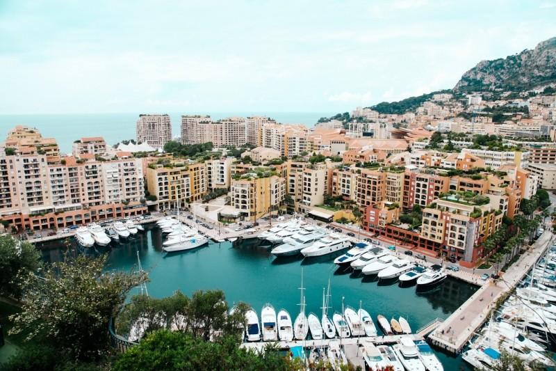 Monaco, yacht, club, swim, pool, Riviera