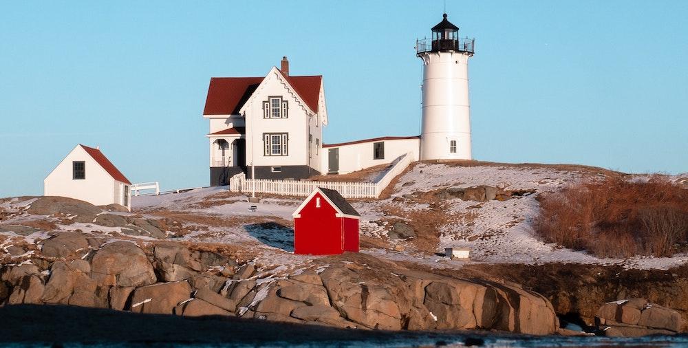 New England Yacht Charter Itinerary