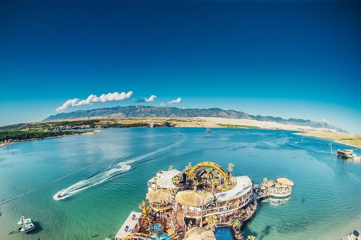 Noa Beach Club - Croatia