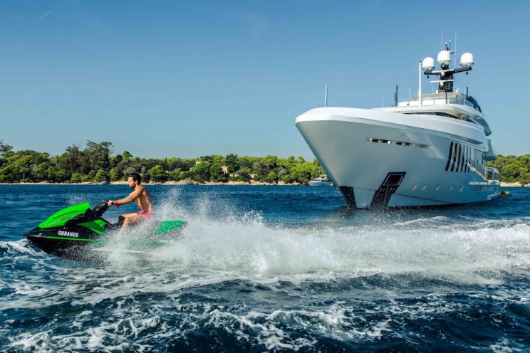 OURANOS Superyacht Boatbookings