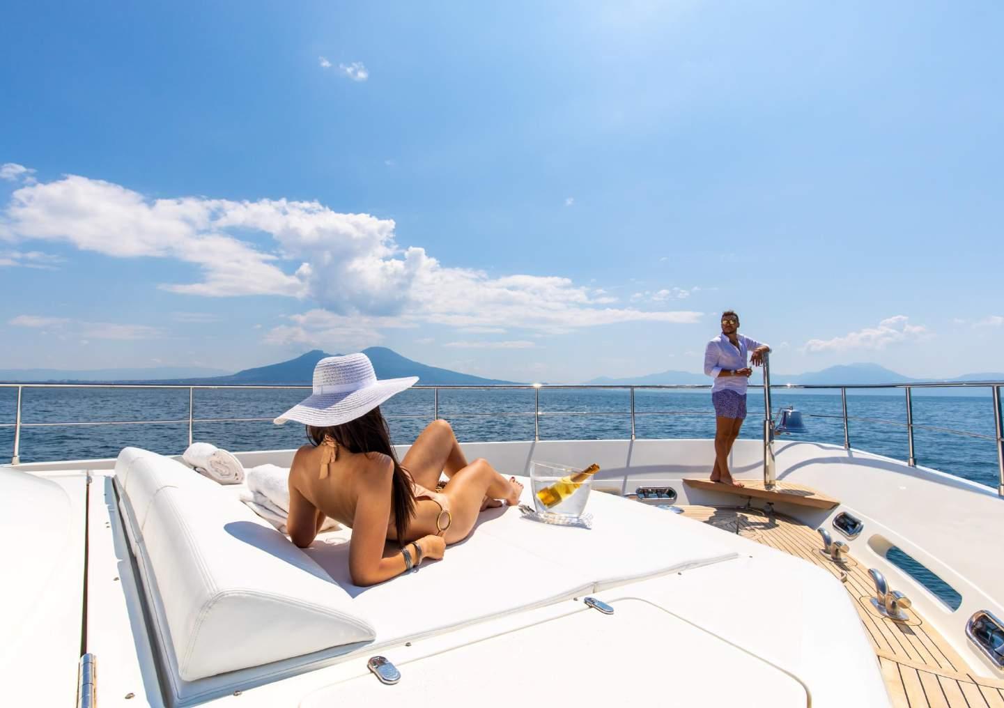Penelope Motor Yacht Amalfi Coast