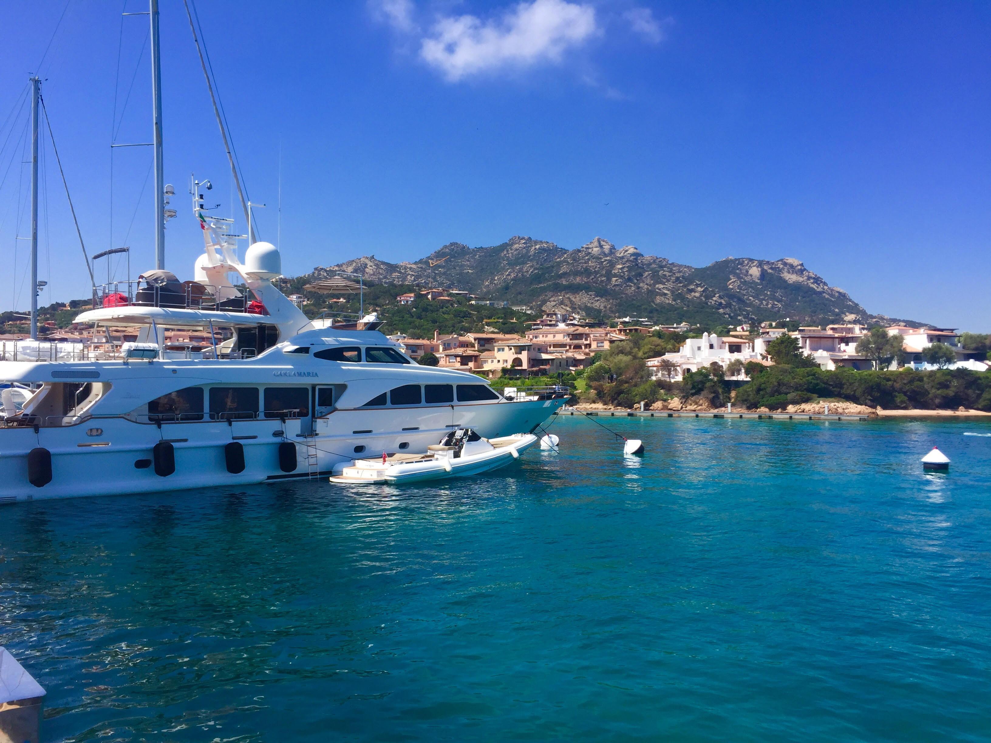 Porto Cervo, Sardinia, Luxury Yacht Charter