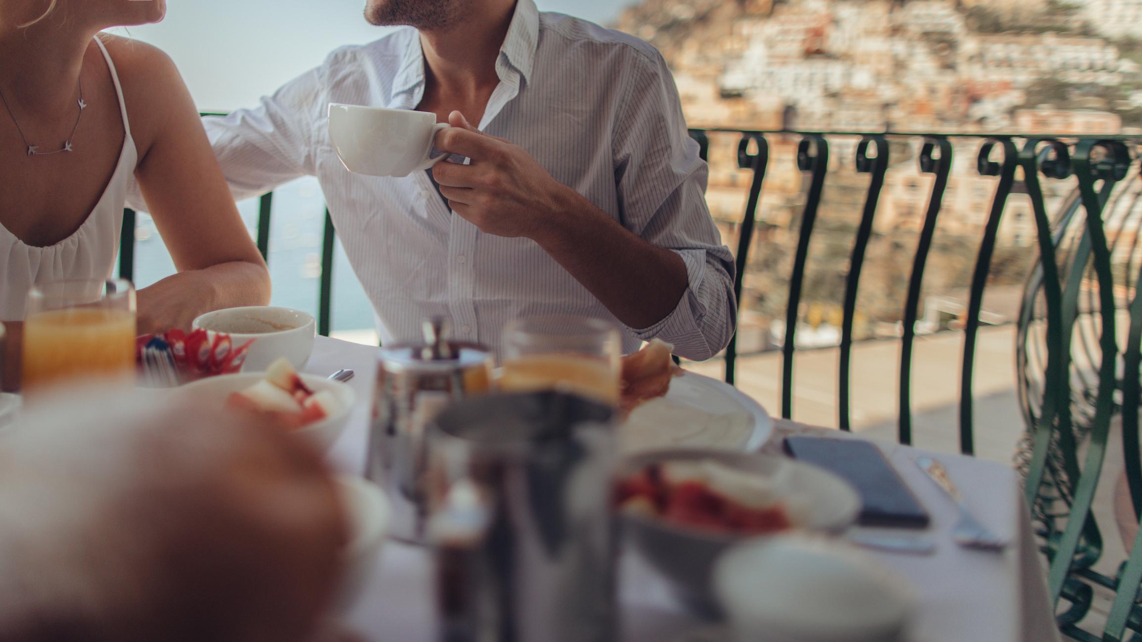 Positano, food, Amalfi Coast