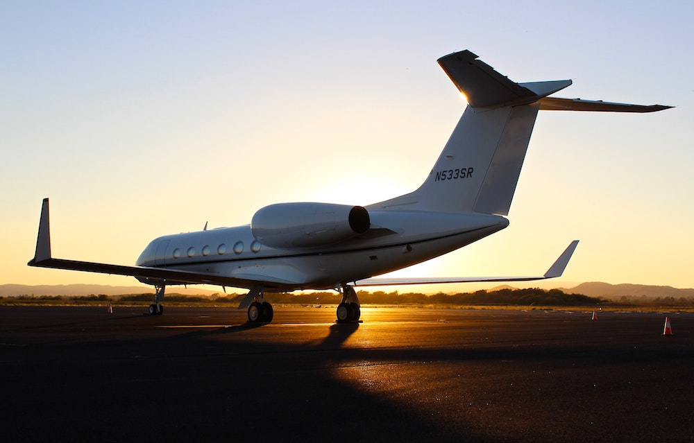 Private Jet Covid 19 Social Distancing