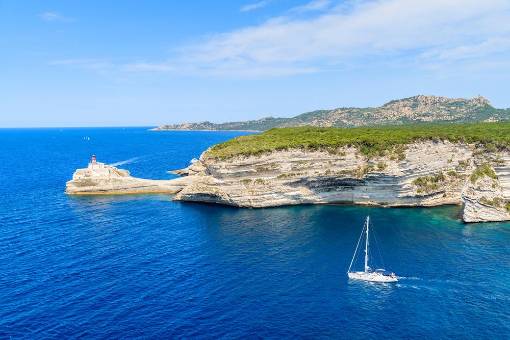 Sardinia to Corsica