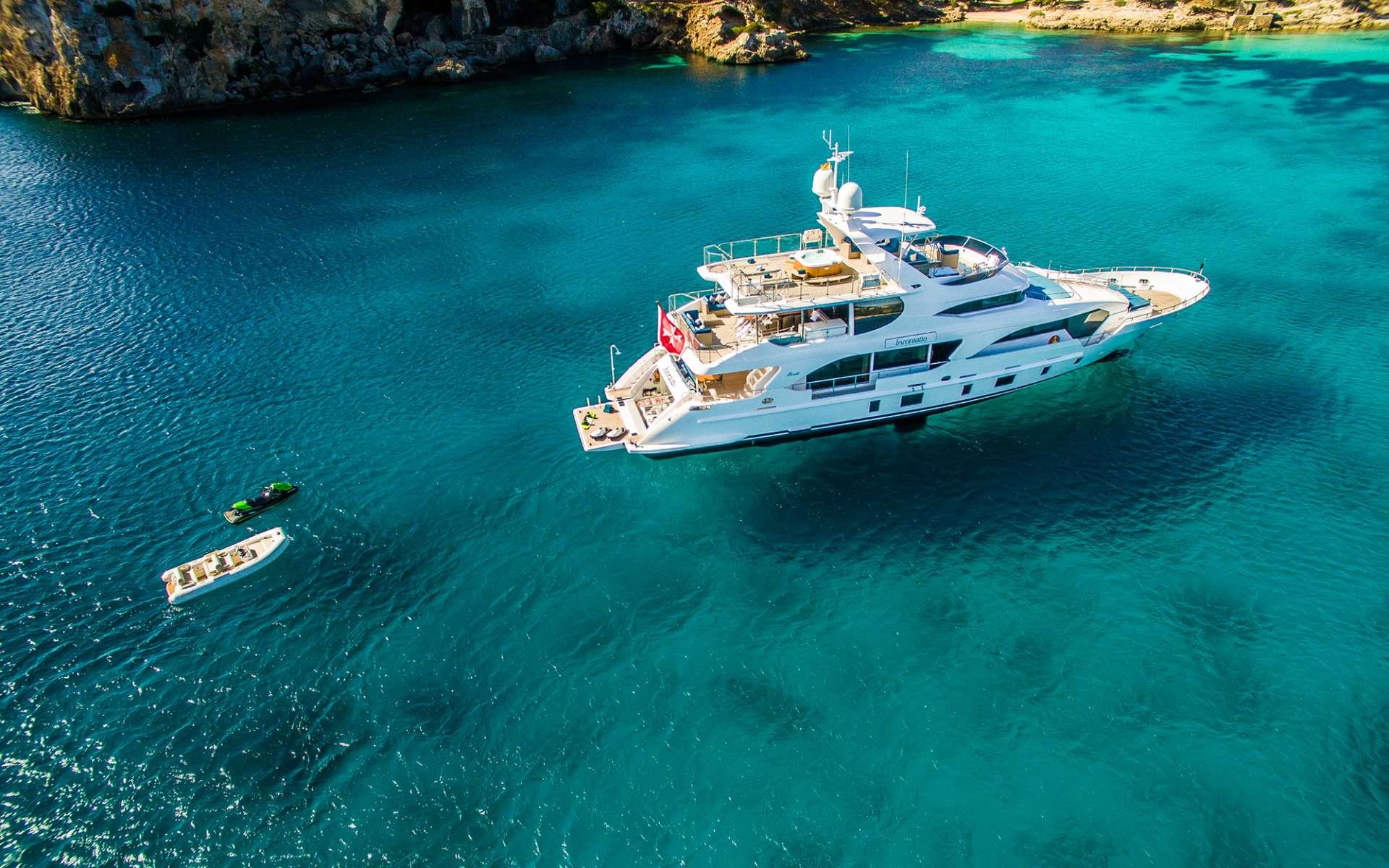 St Barths Motor Yacht