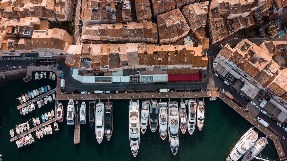St Tropez Harbour